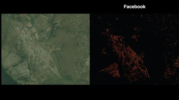 Facebook y la creación de mapas precisos traerán al planeta a la 2.0