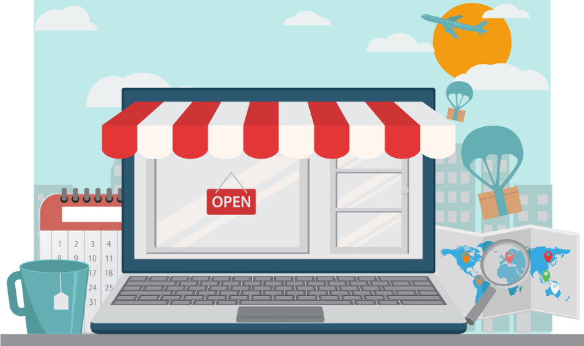Como montar un negocio Online en España