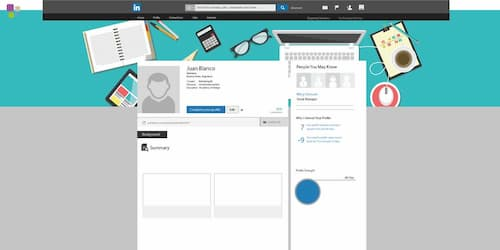SEO de la página de tu compañía en LinkedIn