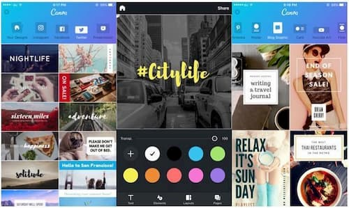 Apps para editar tus historias de Instagram